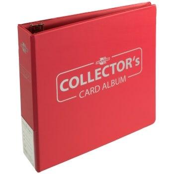 Blackfire Collectors Album Red