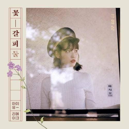 IU Special Remake Mini Album