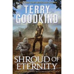Shroud of Eternity: Sister of Darkness: The Nicci Chronicles, Volume II
