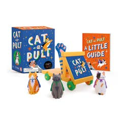 Cat-a-Pult: They fly!