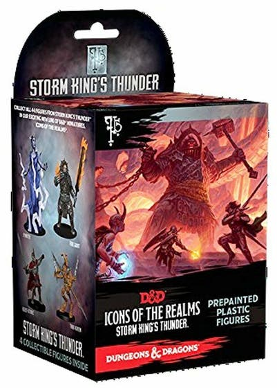 Storm King's Thunder Booster Pack