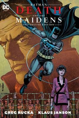 Batman Death & The Maidens Deluxe Edition