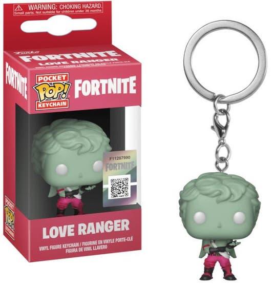 Love Ranger Pocket POP! Keychain