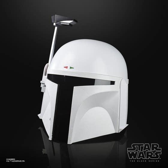 Boba Fett Prototype Armor Black Series Electronic Helmet