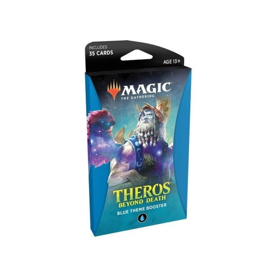 Theros Beyond Death Blue Theme Booster Pack
