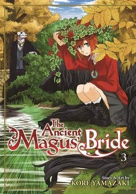 The Ancient Magus' Bride: Volume 3