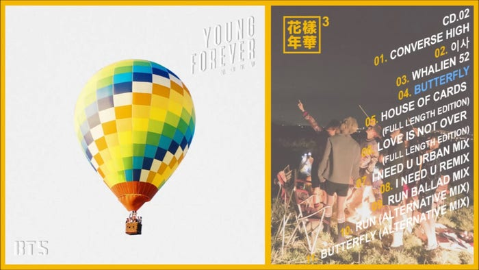 YOUNG FOREVER ALBUM