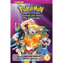Pokemon Adventures: Diamond and Pearl/Platinum, Vol. 3