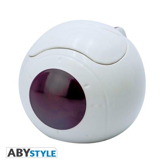 Vegeta Spaceship 3D Heat Change Mug 500 ml