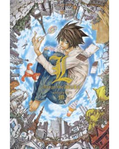 Death Note: L, Change the WorLd (light novel)