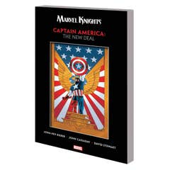 Marvel Knights: Captain America By Rieber & Cassaday - The New Deal