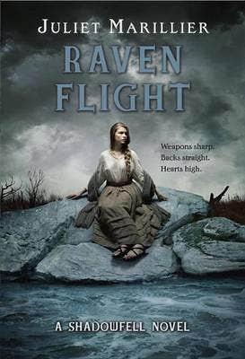 Raven Flight: A Shadowfell novel