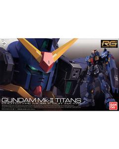 RG RX-178 Gundam MK-II Titans Model Kit 1/144