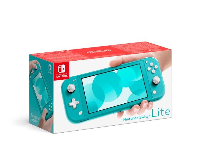 Nintendo Switch Lite Turquise