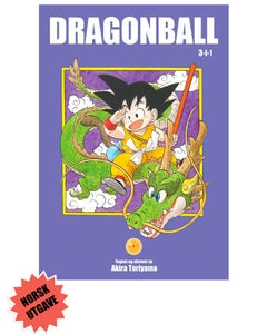 Dragon Ball 3-i-1 NO ( 1-2-3)
