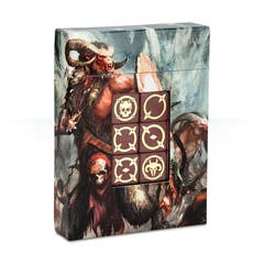 Beasts of Chaos Dice Set