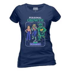 Personal Growth Fitted T-Shirt (M)