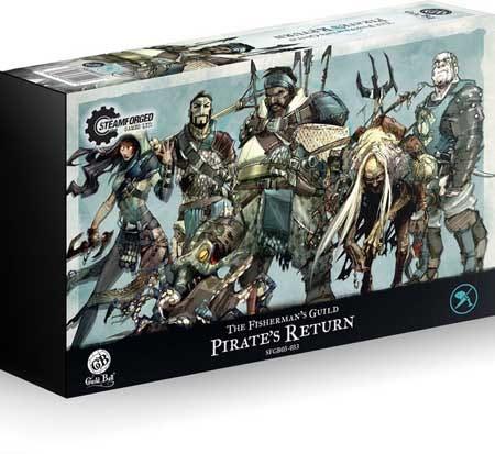 Pirates Return