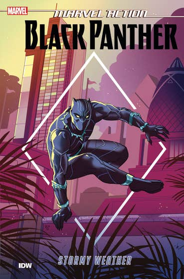 Marvel Action: Black Panther: Stormy Weather (Book One)