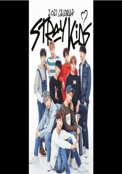 Stray Kids 2021 Unofficial Calendar