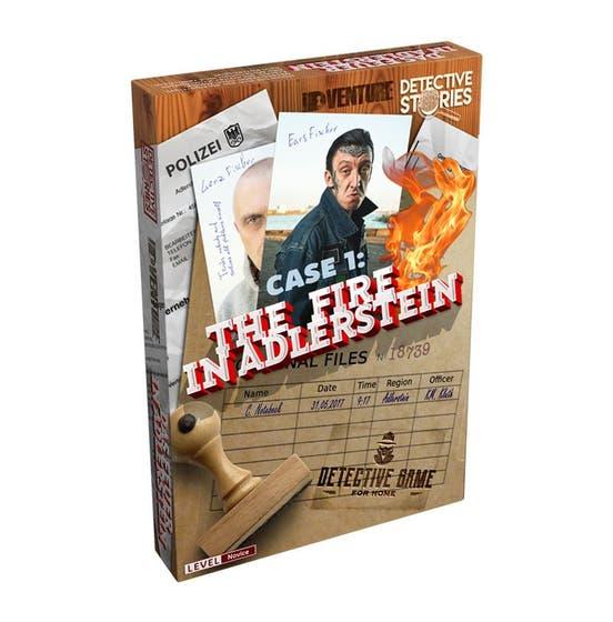 Detective Stories: Case 1 – The Fire in Adlerstein