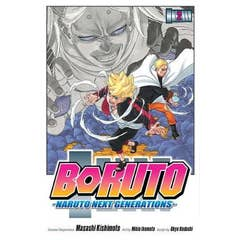 Boruto: Naruto Next Generations, Vol. 2