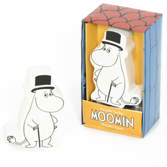Wooden Figure Moominpappa 14cm
