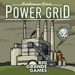 Power Grid Card Expansion