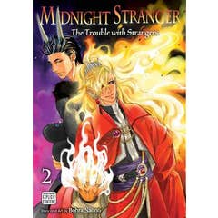 Midnight Stranger, Vol. 2: The Trouble with Strangers