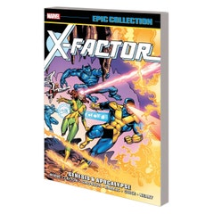 X-factor Epic Collection Genesis And Apocalypse