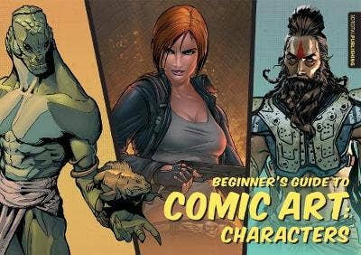 Beginner's Guide to Comic Art Characters