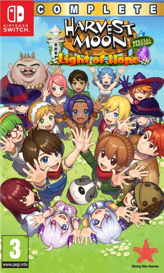 Light of Hope Complete Special Edition