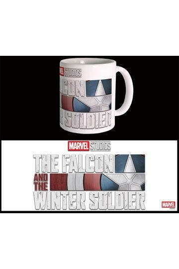 The Falcon and the Winter Soldier Logo Mug 300 ml