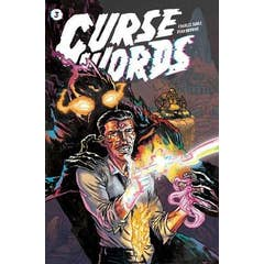 Curse Words Volume 3: The Hole Damned World