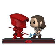 Rey & Praetorian Guard POP! Movie Moment