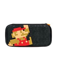 Retro Mario Switch Slim Travel Case
