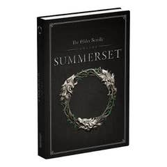 The Elder Scrolls Online: Summerset: Official Collector's Edition Guide