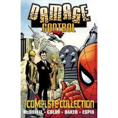 Damage Control: The Complete Collection
