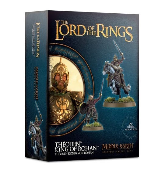 Theoden King of Rohan