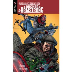 Archer & Armstrong Volume 1: The Michelangelo Code