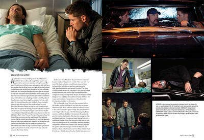 The Essential Supernatural [Revised and Updated Edition]: On the Road with Sam and Dean Winchester