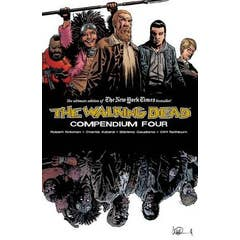 The Walking Dead Compendium Volume 4