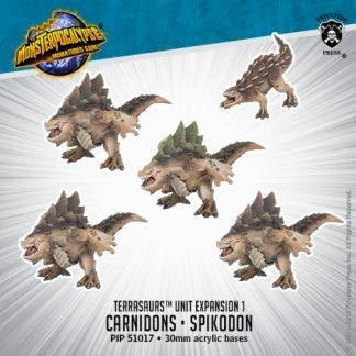 Carnidon & Spikodon