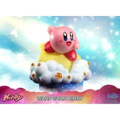 Warp Star Kirby Statue
