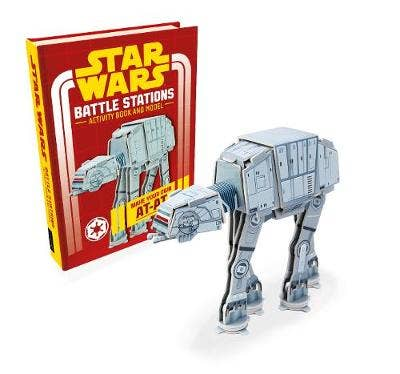 Star Wars: Battle Stations: Activity Book and Model