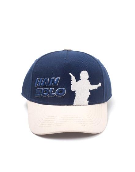Han Solo Silhouette Adjustable Cap