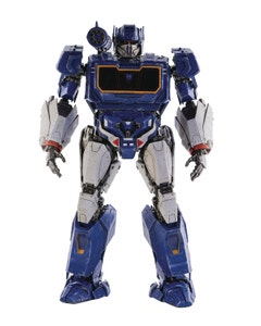 Transformers Bumblebee Soundwave Deluxe Edition Scale Fig