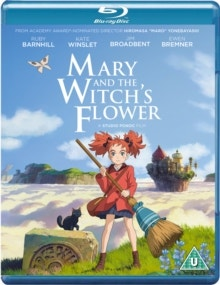 Mary and the Witchs Flower