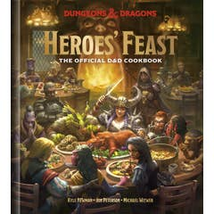 Heroes' Feast (Dungeons and Dragons): The Official D and D Cookbook