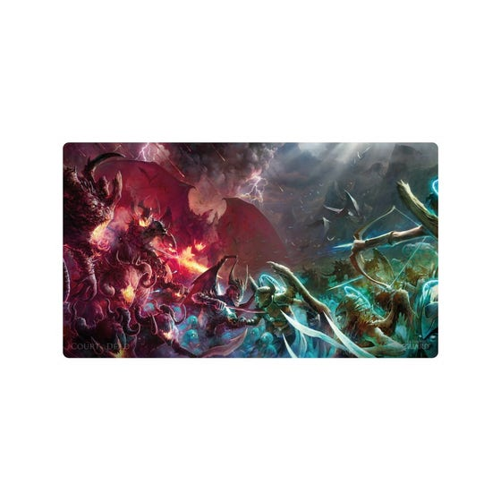 Court of the Dead Play Mat Heaven and Hell 61 x 35 cm